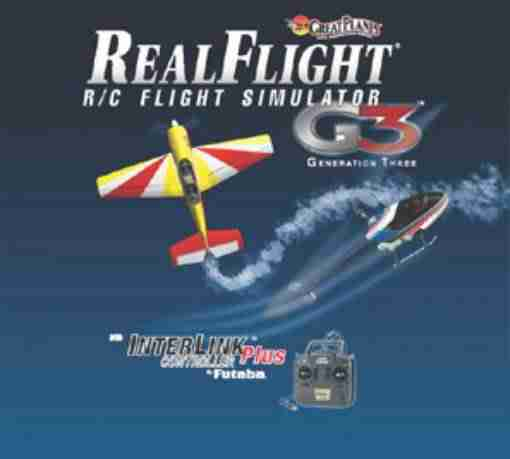Descargar RealFlight RC Flight Simulator G3 [2CDs] por Torrent